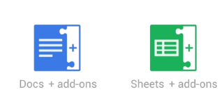 google docs add-on
