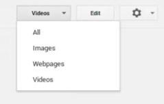 Google Stars tri