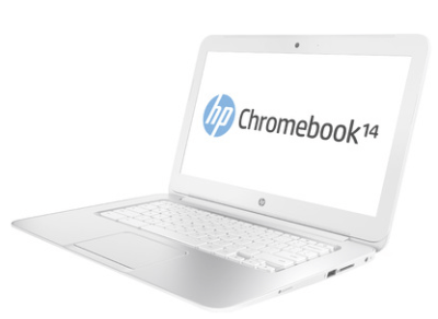 RÉINITIALISER LE CHROMEBOOK HP14.