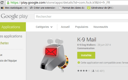 K9mail