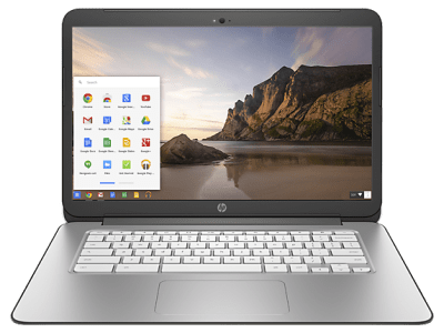 UNE NOUVELLE VERSION DU CHROMEBOOK HP 14 TACTILE ET TEGRA K1