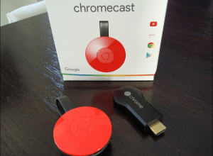 Comparaison Chromecast Version 2014 et 2015
