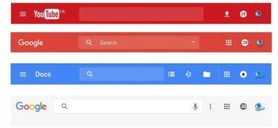 Mettez du Material Design sur tous les services Google sur votre Chromebook