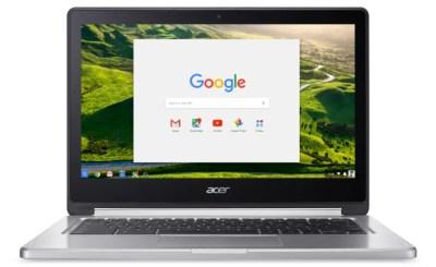 Acer dévoile le premier Chromebook convertible de 13 pouces
