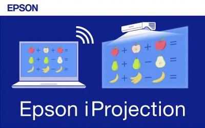 Epson iProjection connecte vos vidéos projecteur sans fil sur Chromebook