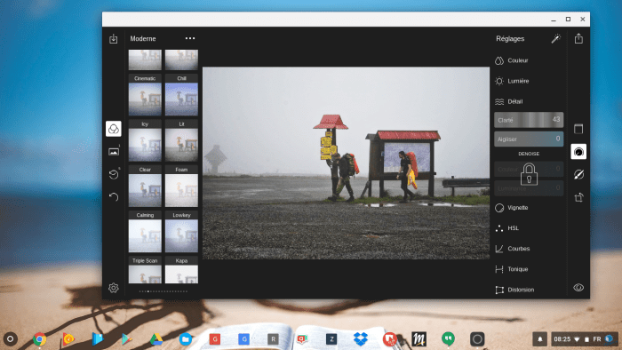 polaar-photo-editor-interface