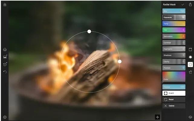 Test vidéo: Polarr, une alternative à Photoshop sur Chromebook