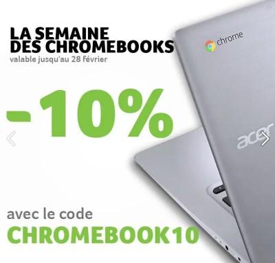 C'est la semaine Chromebook chez ACER France