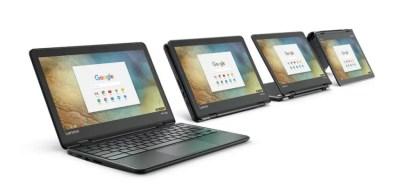 Et si l'avenir de la tablette tactile était un Chromebook !