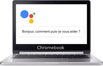 Google Assistant arrive sur Chrome OS et Chromebook