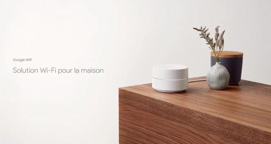 Google Wifi arrive en France, une bonne nouvelle pour nos Chromebooks.
