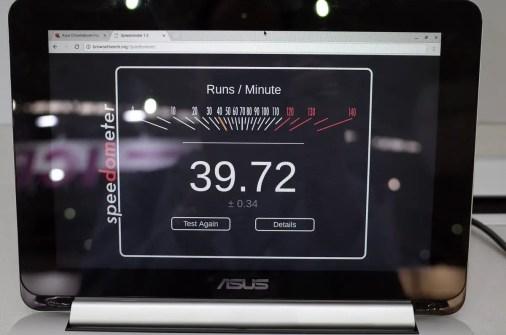 ASUS C101PA Speed