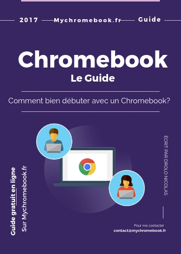 Guide pour bien démarrer avec un chromebook