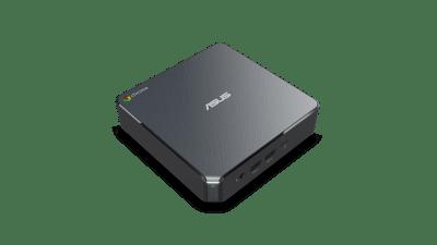 La petite tour Asus Chromebox 3 fait son apparition au CES 2018