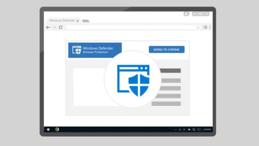 Protéger votre Chrombeook avec l'extension Windows Defender Browser de Microsoft