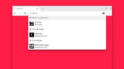 Afficher les suggestions d'entité avec des images et une mise en page améliorée sur Chrome et ChromeOS