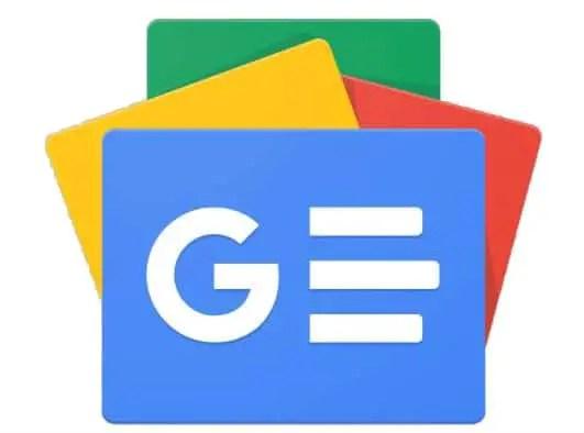 Google actualites logo