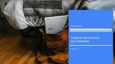 Guide rapide pour découvrir les Chromebook et ChromeOS