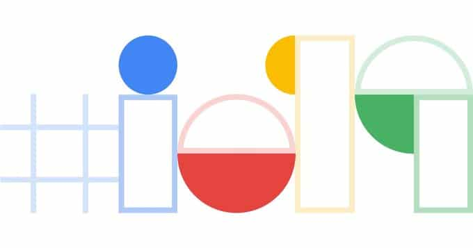 L'I / O 2019 de Google est annoncée