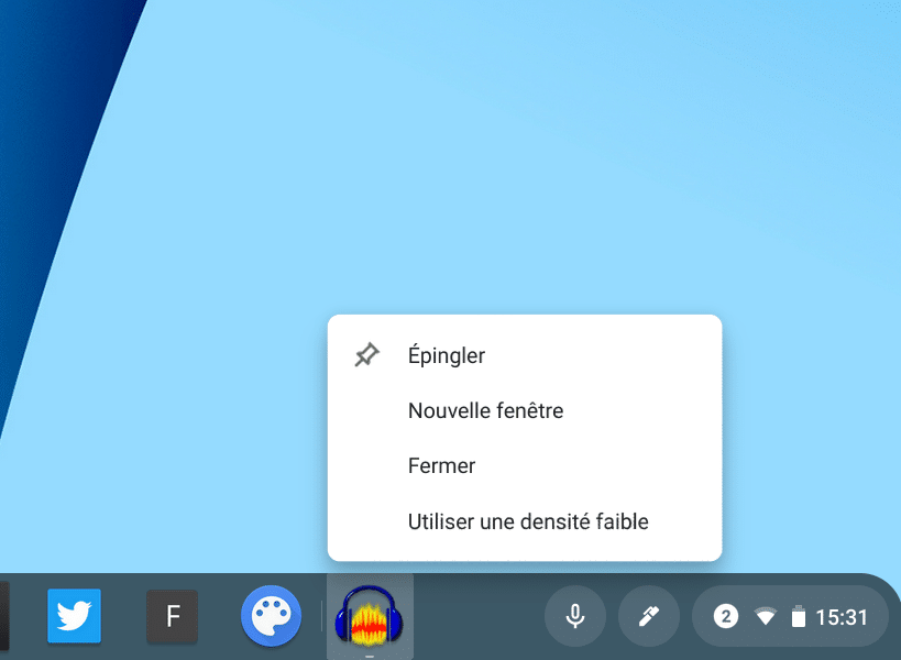 ChromeOS 72 apporte le support HiDPI pour les applications Linux.