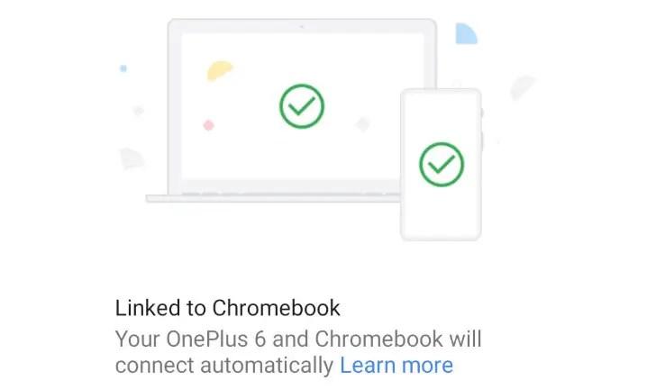 Le partage de connexion instantanée de Chrome OS s'étend aux téléphones non Pixel.