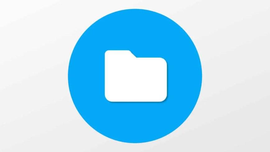 ChromeOS : L'application fichiers permet de créer des dossiers de premier niveau.