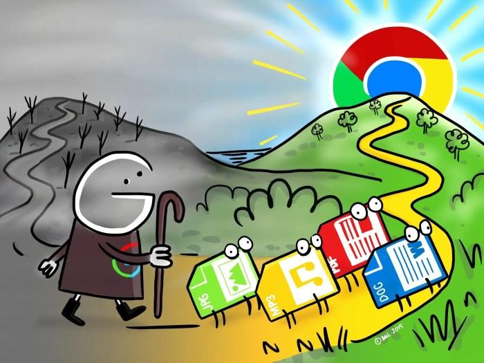 Comment passer de Windows à Chrome OS en 3 étapes ?
