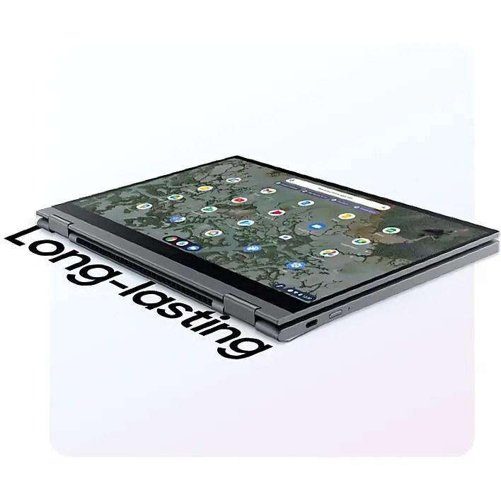 Mode tablette du Samsung Galaxy Chromebook 2