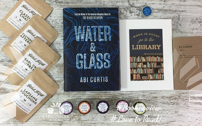 Glass & Water by Abi Curtis banner