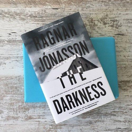 The Darkness by Ragnar Jonasson
