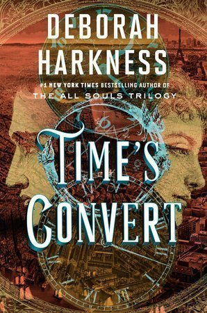 Time's Covert by Deborah Harkness book cover