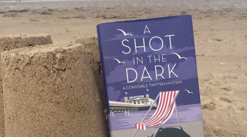 A Shot in the Dark by Lynne Truss boo review
