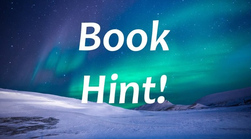 Book hint 2 for crime & mystery themed November 2018 box