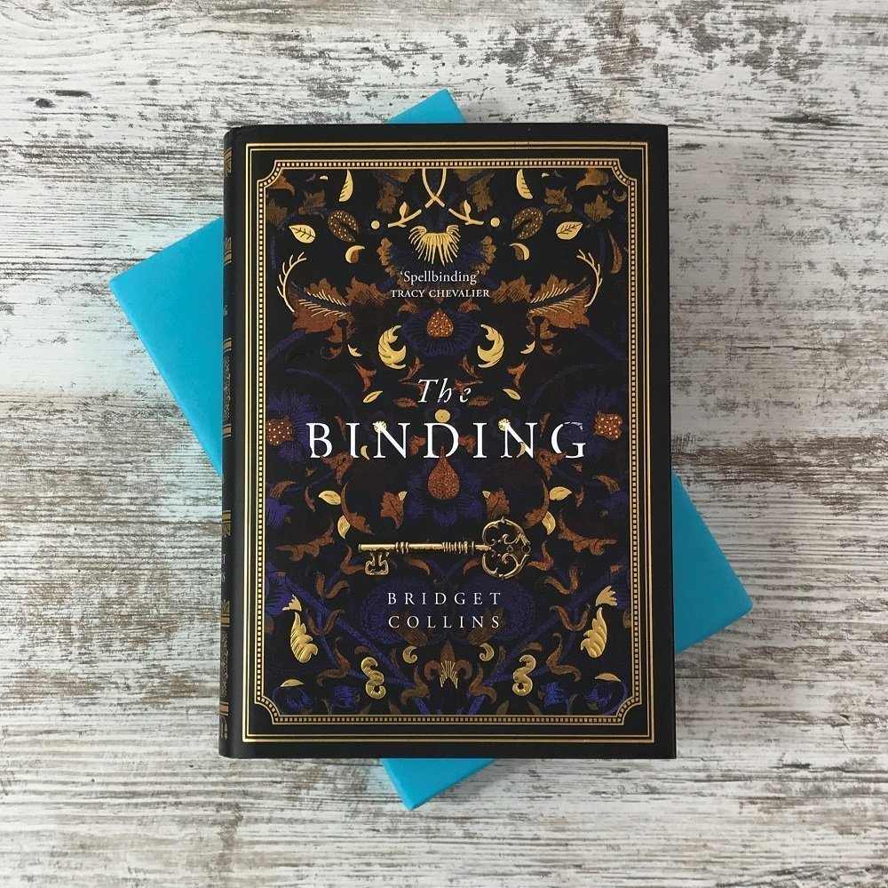 Book Subscription Box - SFF - February 2019 - The Binding - Bridget Collins