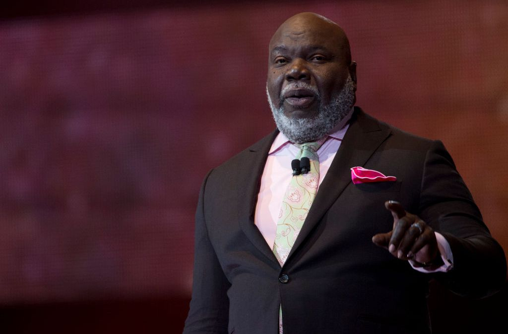 The Potters House – Bishop T.D Jakes' Videos