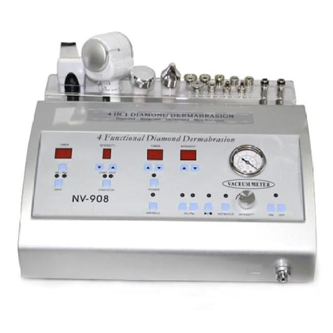 Microdermabrasion face peeling machine