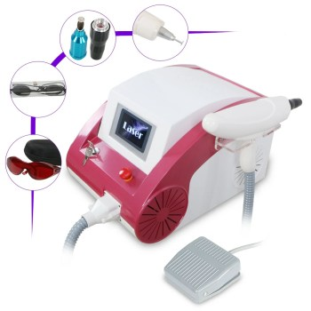 yag laser tattoo removal machine