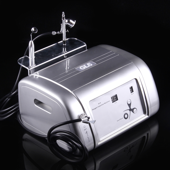 Oxygen therapy machine
