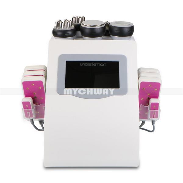 Cavitation RF Vacuum Liposuction Slimming Machine