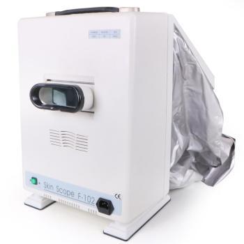 Skin diagnostic tester