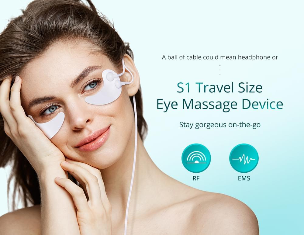 Eye-Massage-Device