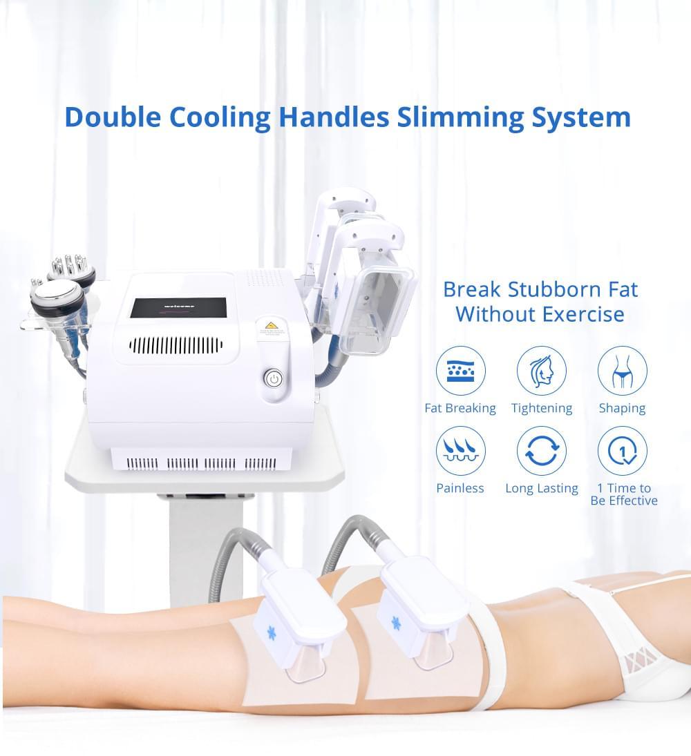 cooling fat freezing
