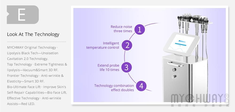 how to use cavitation machine