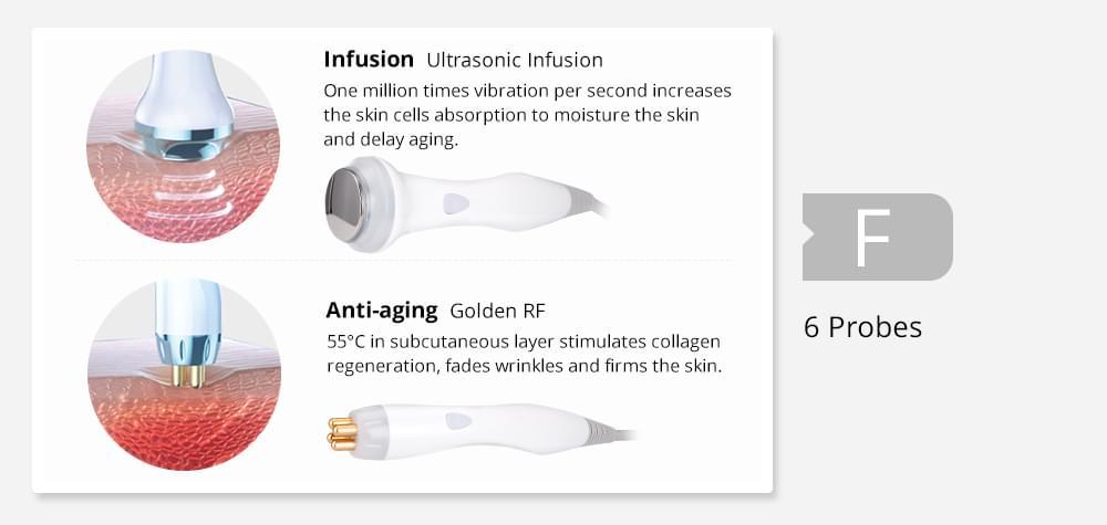 ultrasonic infusion