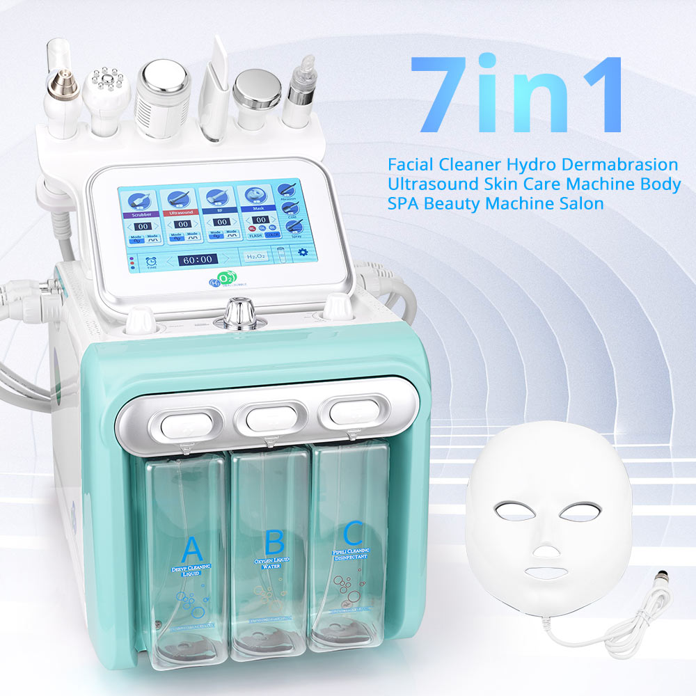 7 in 1 Spa Beauty Machine