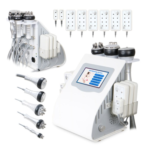 Ultrasound Cavitation Vacuum