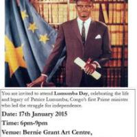 Lumumba Day 17th January 2015