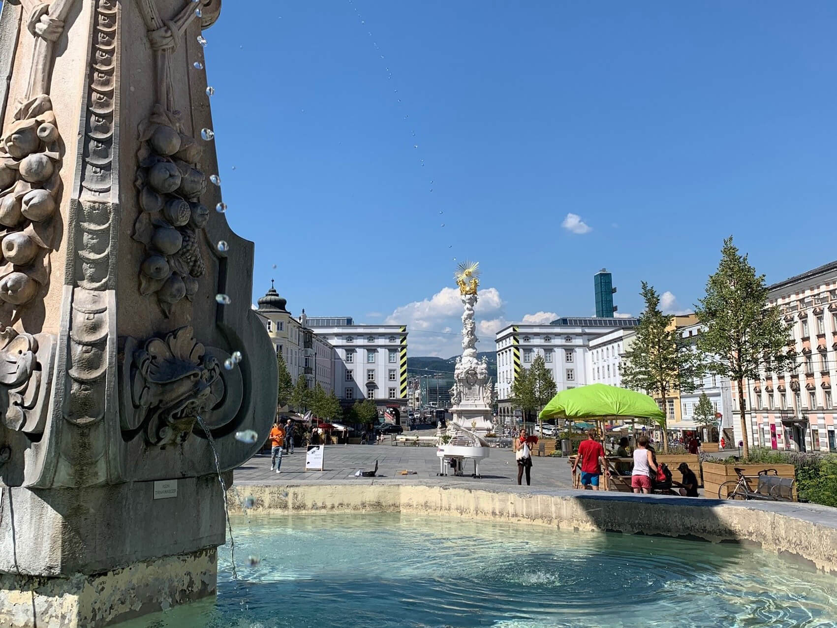 You are currently viewing 5 Geheimnisse, die es am Hauptplatz Linz zu entdecken gibt