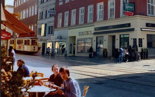 My City Guide - Einst und Jetzt