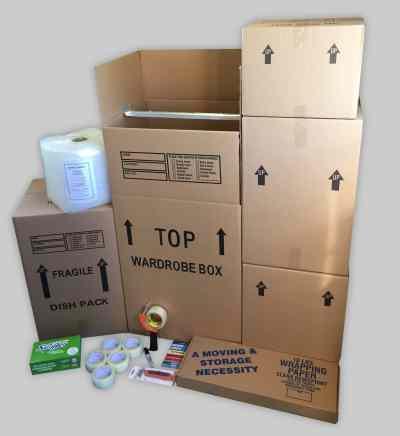 3 bedroom moving kit